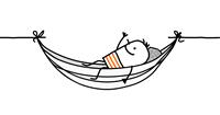hammock-man